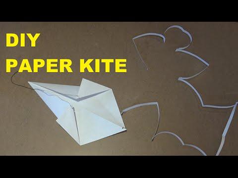 DIY Lebanese paper  Kite