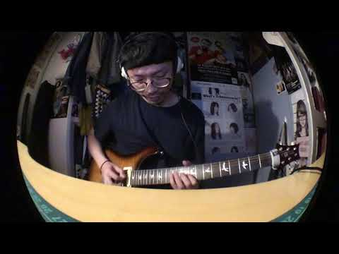 Supper Moment & Survive Said The Prophet - To Whom (guitar solo cover + TAB)