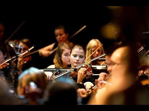 Cavalleria rusticana (Intermezzo) with amazing Gimnazija Kranj Symphony Orchestra