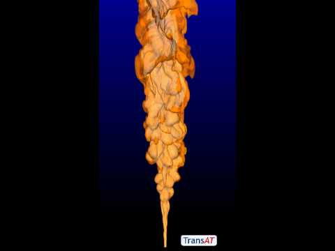 Subsea Oil Spill - Numerical Simulations with TransAT