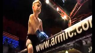 ArmFC - Evento de MMA infantil