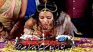 Chandra Nandini   Nadini aka Shweta Prasad's Birthday Celebration   EXCLUSIVE INTERVIEW