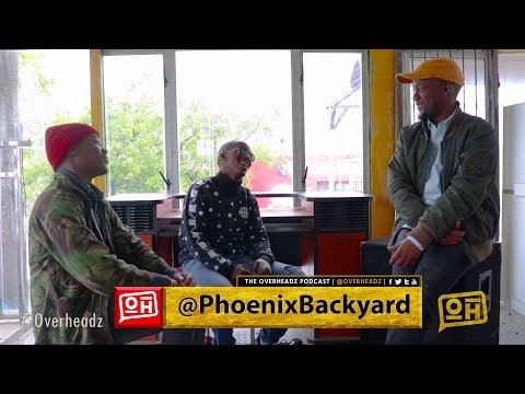 ⭐️⭐️OVERHEADZ SHOW (S2E4) Phoenix Backyard | Spaza Music | ORGANIC FOOD | SHOW UP |