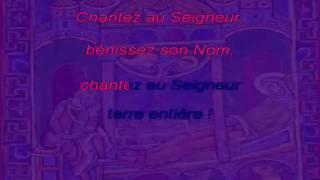 Psaume 95 Nativité Texte / Musique: A.E.L.F. / François LONDEIX