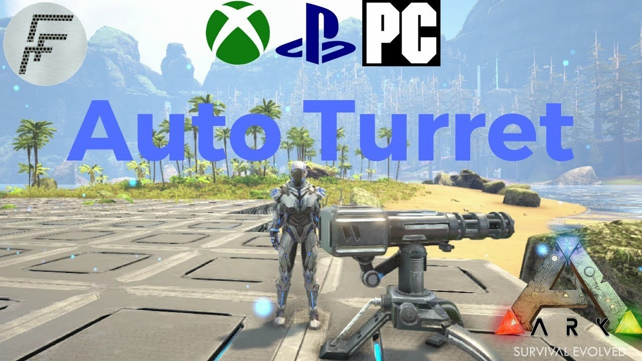 Ark survival evolved how to spawn an auto turret youtube ark survival evolved how to spawn an auto turret malvernweather Gallery