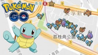 gn打pokemon go 最新精靈地圖 懶人精靈體質iv計算神器 6