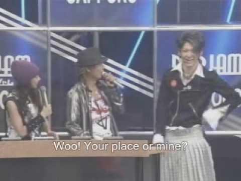 Miyavi's Interview
