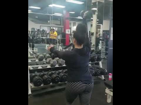 New U Fitness Kensington MD - Neutral Grip Press
