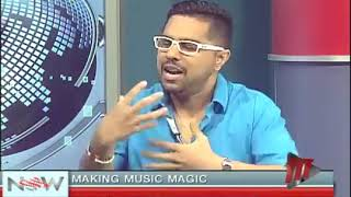 Chef Jason Premieres His Soca Music Video