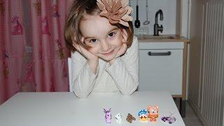 Oua cu Surprize Kinder Hello Kitty Surprise Eggs Barbie
