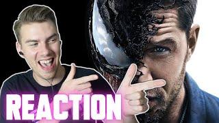 Venom (2018) - MOVIE REACTION - FIRST TIME WATCHING!!