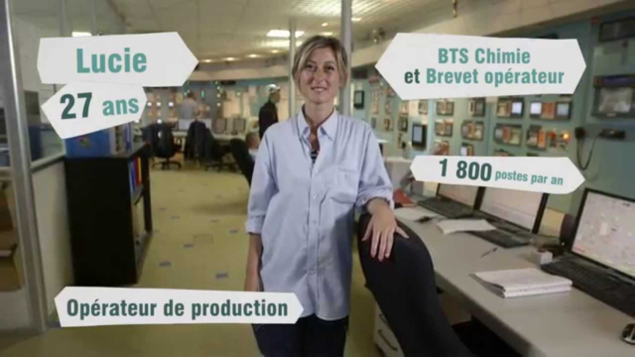 cv operateur de production