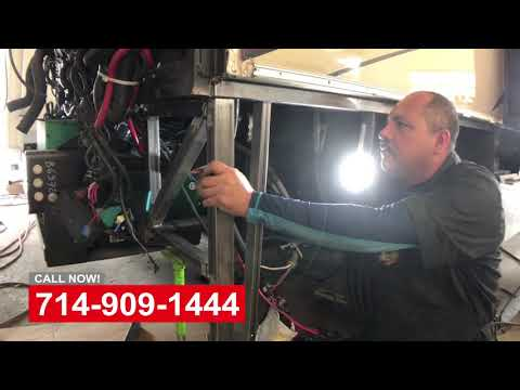 RV Collision Repair Services Orange County CA