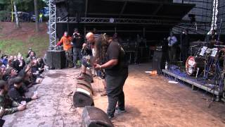 DEMISOR Live At OEF 2012
