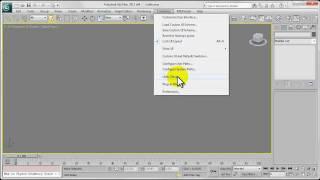 3ds Max Basic Settings - Units Setup