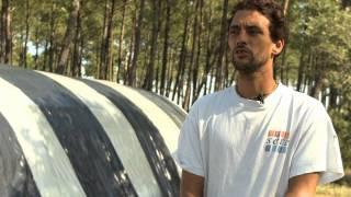Spiruline du Val de l'Eyre - CREAG33 2013