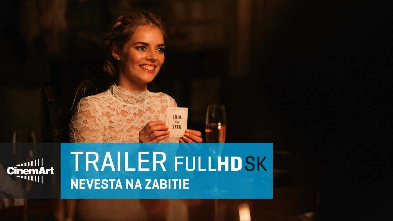 Nevesta na zabitie/  Ready or Not (2019) oficiálny HD trailer [SK TIT]
