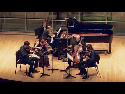 Brahms: Quintet in F minor, Op. 34, Mvt. III - ChamberFest Cleveland (2014)