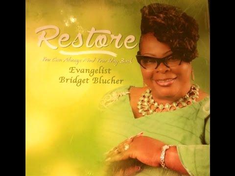 Evangelist Bridget Blucher New CD Gospel Release .December 20-2015