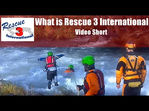 What is Rescue 3 International