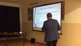 Spotkanie konsultacyjne z mieszkańcami w sprawie lokalizacji cmentarza. Sztutowo- 20.02.2020 Cz.1