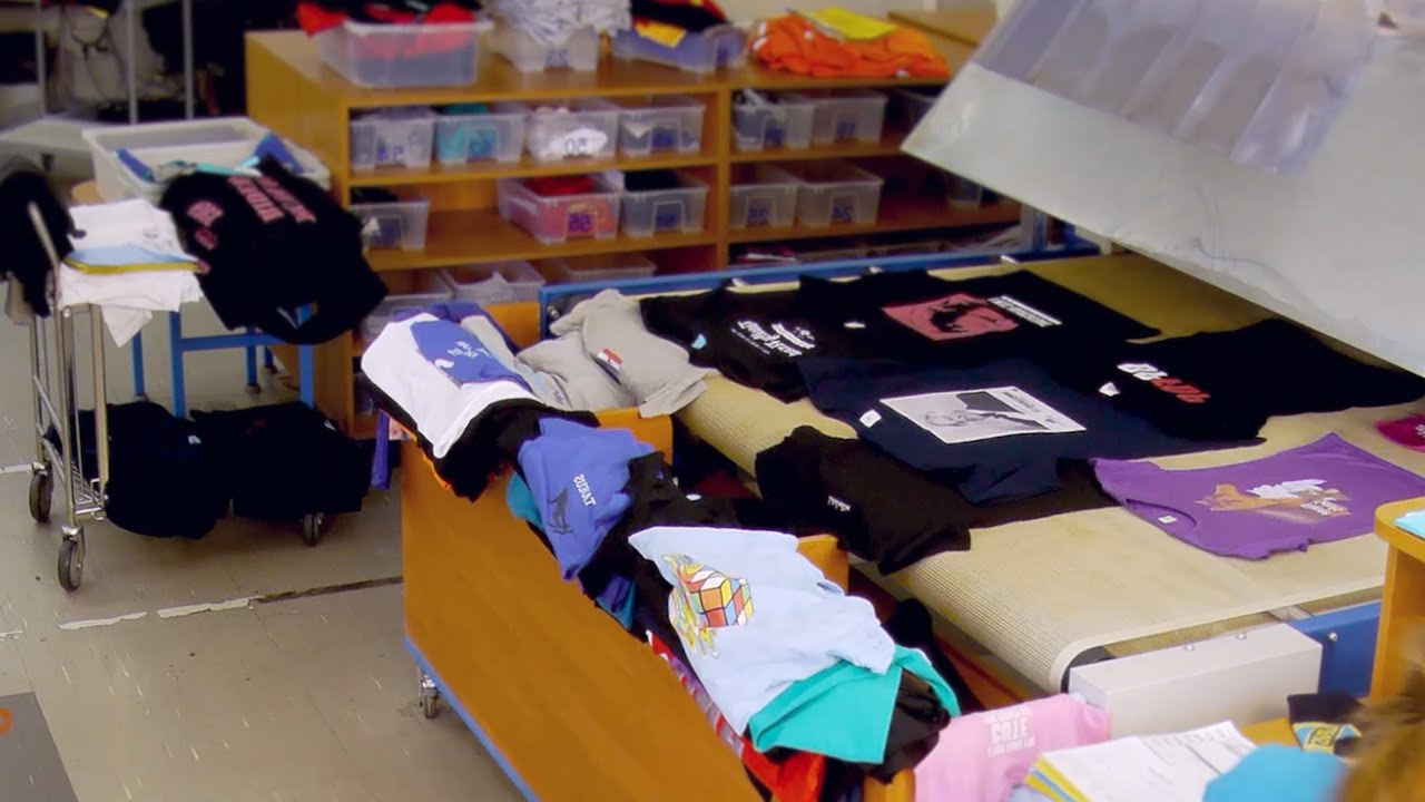 the shirt factory