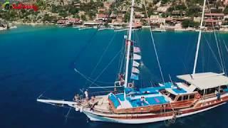 Go Sail Turkey - cruise the Turkish coast, tour inland Turkey