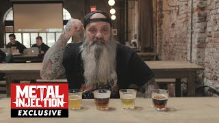 Kirk Windstein of CROWBAR / DOWN Rates Beers Against Coors Light | Metal Injection