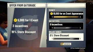 NBA 2K20 HOW TO GET MAX VC FOR YOUR *SECOND* GATORADE ENDORSEMENT