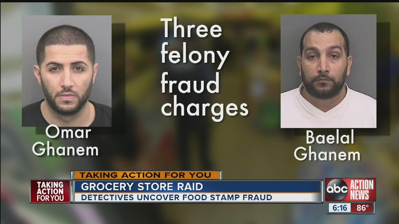 Food stamp fraud on the rise in tampa bay costing tax payers food stamp fraud on the rise in tampa bay costing tax payers millions youtube ccuart Image collections