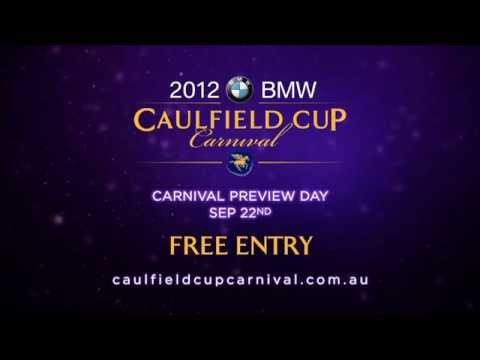 2012 Bmw Caulfield Cup Carnival Tvc Carnival Preview Day Youtube