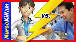 Medical vs. Nursing Diagnosis and Collaborative Problems: Know the difference and connection