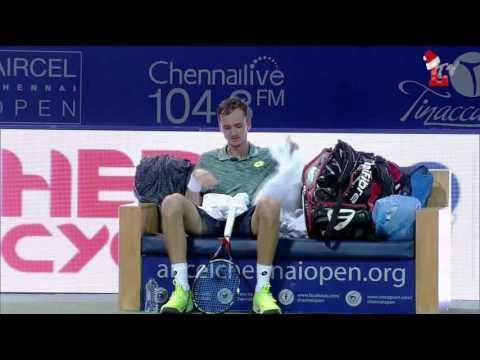 ATP Chennai Open Semi-Finals (07.01.2017 // by LTV)
