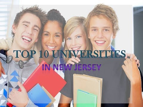 TOP 10 UNIVERSITIES OF NEW JERSEY WITH THE TUITION AND FEES 2018