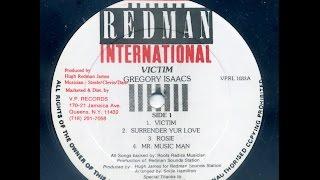 Gregory Isaacs - Victim (Full Album)