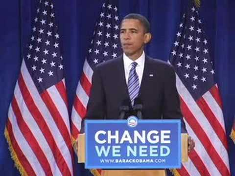 Barack Obama: Confronting an Economic Crisis