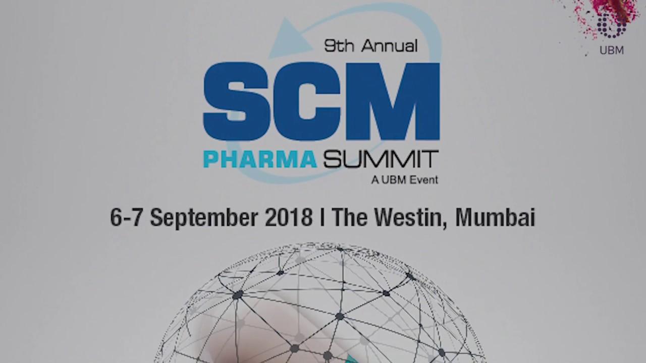 SCM PHARMA SUMMIT 2019