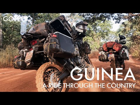 GUINEA CONAKRY: A ride through the country to it's capital // EPS 9