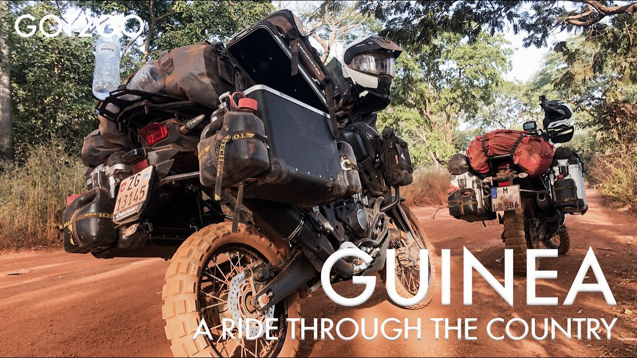 Download GUINEA CONAKRY: A ride through the country to it's capital // EPS 9