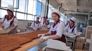 видео Пензенская кондитерская фабрика