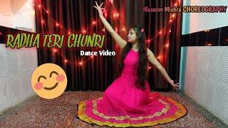 Radha Teri Chunri Dance Video - Alia Bhatt | Sidharth Malhotra | Varun Dhawan | Shreya Ghoshal