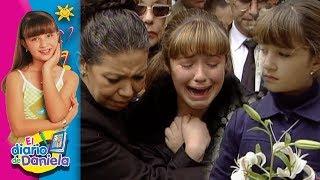 La familia de Daniela sufre la muerte de Leonor | El diario de Daniela - Televisa