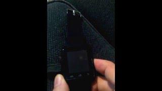 U8 Clone Smartwatch firmware update