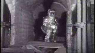 Testing an Asbestos Suit 1956