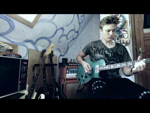 Alter Bridge - Crows on a Wire(Guitar Cover) | Jet City JCA50H + Avenger Mod