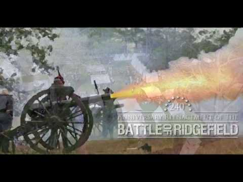 Aerial360 Solutions' video of the  240th Anniversary re-enactment of the Battle of Ridgefield.
