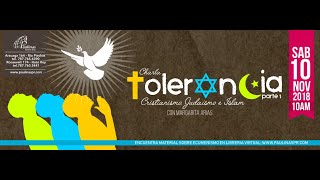 Charla: Tolerancia, Judaismo,Cristianismo e Islam - I parte thumbnail
