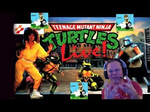 Vintage Games Live - TMNT Arcade