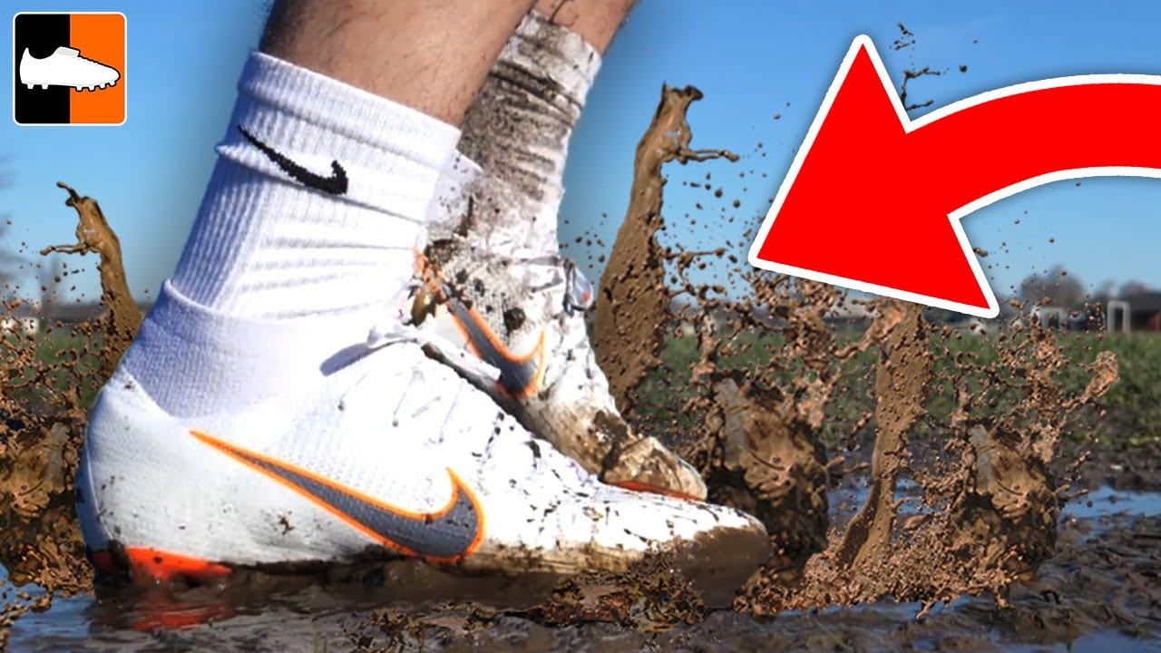 How To Clean WHITE Football Boots! Easy & Simple Cleaning Hacks