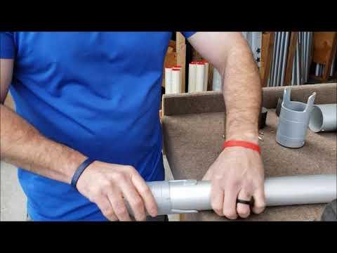 Replacing Titan Flagpole  Interlocking Sleeves